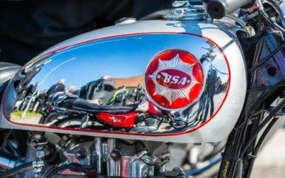 Åbning af motorcykelmuseet i Stubbekøbing